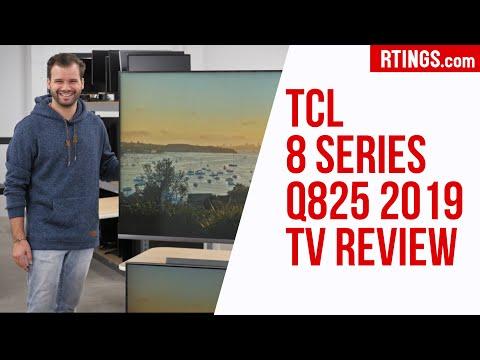 TCL 8 Series/Q825 2019 TV Review - RTINGS.com