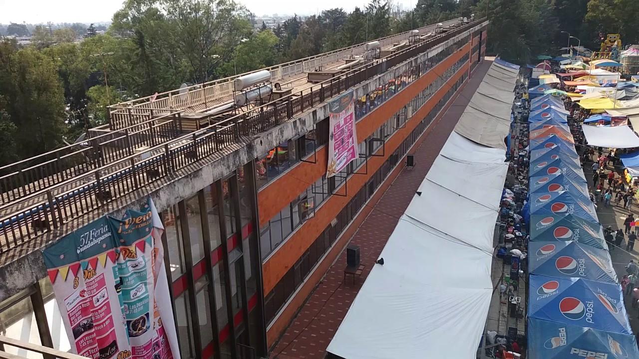 Seminario Palafoxiano en la Feria Guadalupana