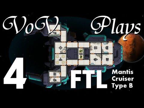 VoV Plays FTL: Mantis Cruiser Type B! - Part 4: Emissaries Of Peace?