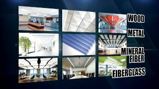 Acoustical Ceiling Tiles Oklahoma - Cherokee Building Materials of OKC