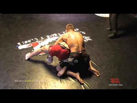 SCL -45  Main Event Ian Heinisch VS Kris Hocum 185lb Title