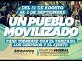La Marcha Federal llega a la histórica Plaza de Mayo - Acto Central
