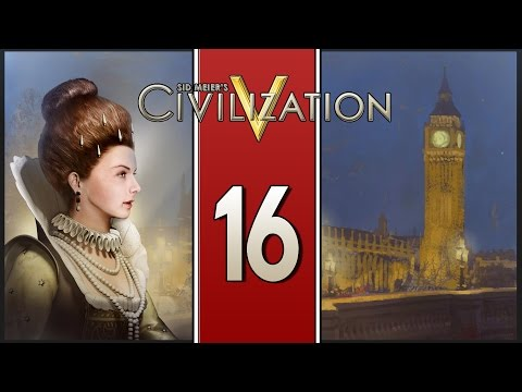 The United Nations - Let's Play Civilization V: Brave New World - England - Part 16