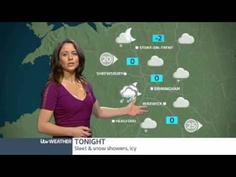 West Midlands Weather Forecast 04 02 13