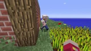 Gambar cover فلم  (الأصدقاء الثلاثة) ماين كرافت | Minecraft