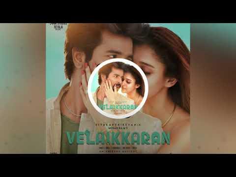 Iraiva BGM   Velaikaran Movie   Made By Killer