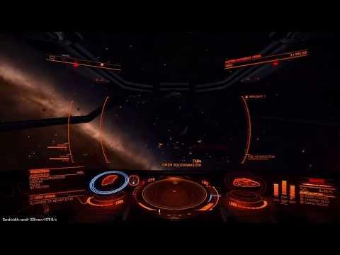 PvP Space Piracy in a Sidewinder @ Wyrd CG (Elite Dangerous 2.4)