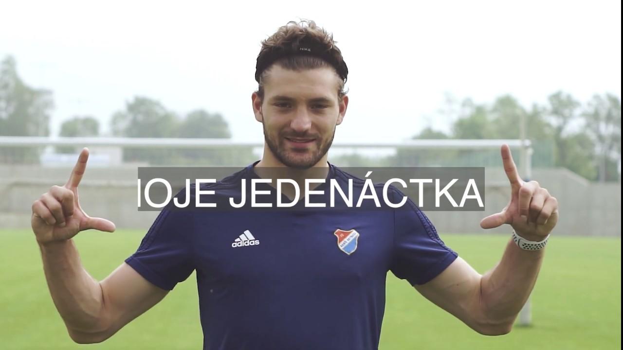 MOJE JEDENÁCTKA / Patrizio Stronati
