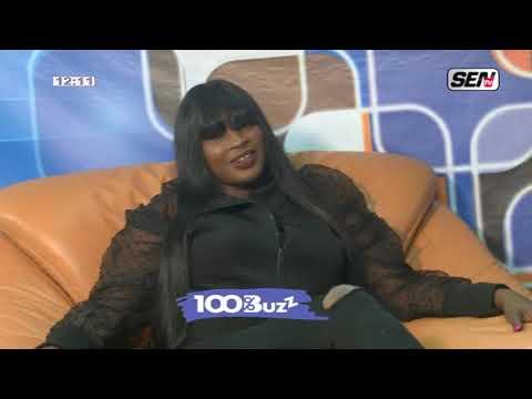 100% BUZZ :  Ndeye Gueye parle de  Papa Boy Djiné et ...