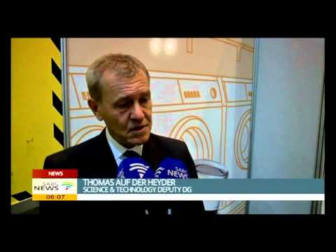 SA can produce innovative scientists through international collaborations