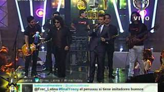 "Yo Soy Andrés Calamaro - ""Flaca"" (Gran Final)"