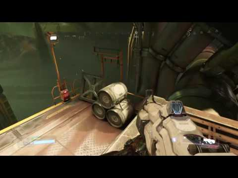 Doom Gameplay Single Player