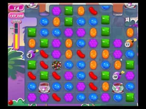 Candy Crush Saga Level 2128 - NO BOOSTERS