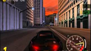 Speed Devils (Dreamcast): New York Race