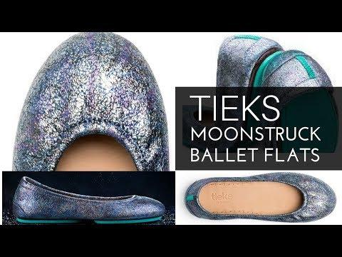 TIEKS Ballet Flats Moonstruck Review and Comparison