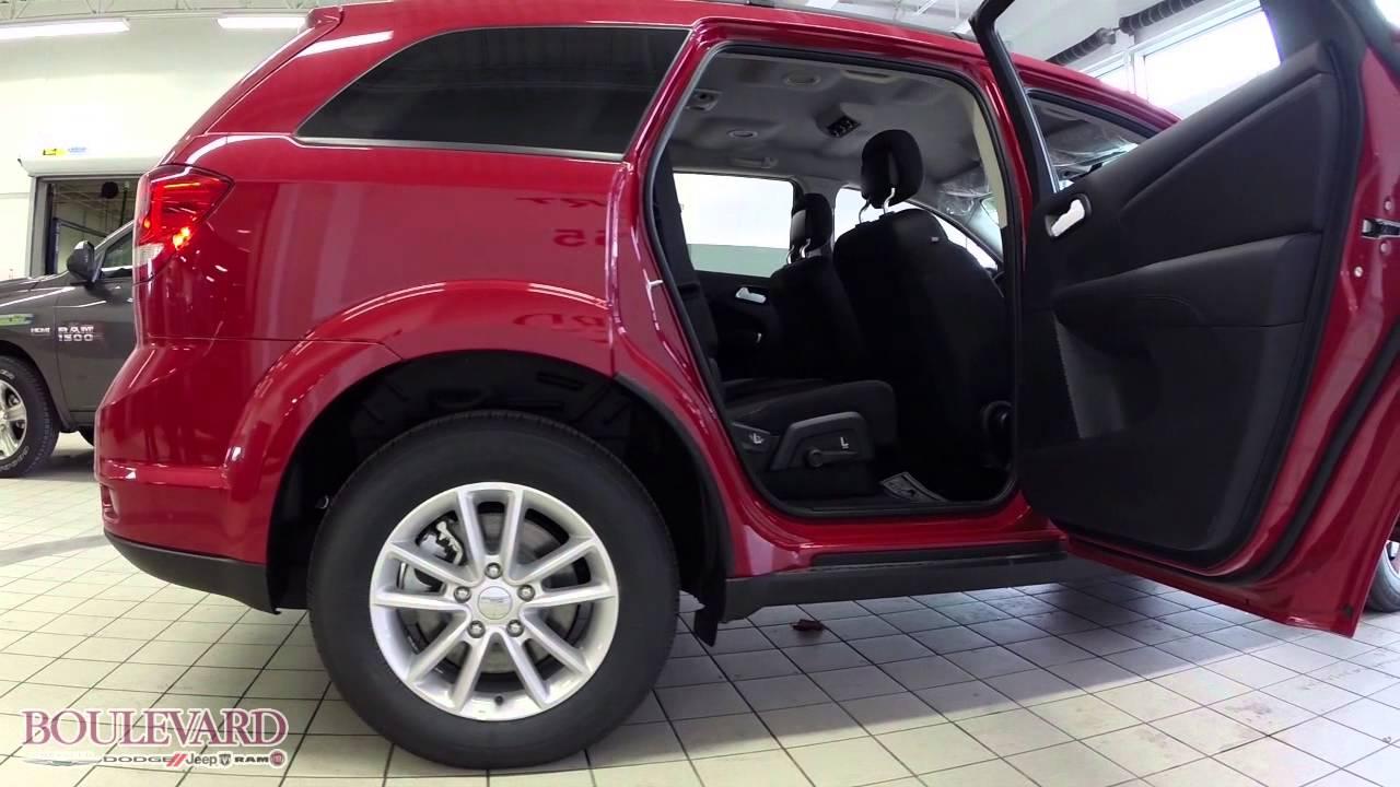 Dodge Journey SXT 2015 - YouTube