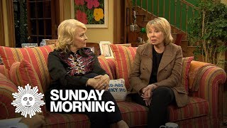 """""""Murphy Brown"""": Candice Bergen and Diane English on expected backlash"""