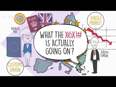 Brexit explained: what happens when the UK leaves the EU?