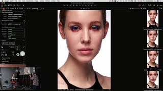 Beauty Photography: OnSet with Daniel Norton