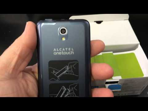 ALCATEL ONE TOUCH POP S3 5050Y Unboxing Video – in Stock at www.welectronics.com