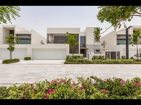Contemporary Style Villa, Dubai, United Arab Emirates