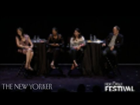 Jeffrey Eugenides, Nicole Krauss, and Jhumpa Lahiri on writing - The New Yorker Festival
