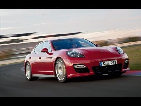 2013 Porsche Panamera GTS 0-60 MPH Mile High Review