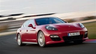 2013 Porsche Panamera GTS 0-60 MPH Mile High Review