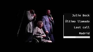 El último llamado de Julie Bock / Julie Bocks last altar call