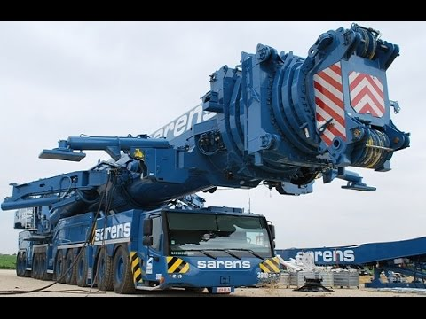 Extreme World - The World's Most Powerful Mobile Crane