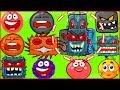 ИГРАЮ ЗА БОССА в игре красный шарик для детей про New Red Ball 4 mp3