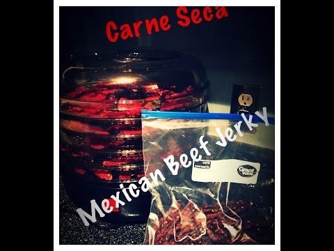 Carne Seca ( Beef Jerky )
