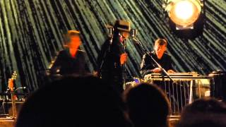 Bob Dylan - Long And Wasted Years - live Tollwood Munich 2014-07-01