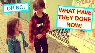 WHAT HAVE JOJO and SIENNA DONE NOW?! 😂 YouTube Family Vlo...