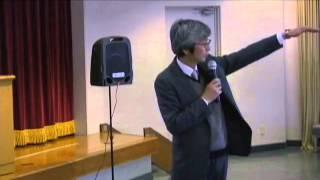 """環境サロン菊池省三さん特別講演「未来をひらく子ども達の""""生きる力""""を育む」"""