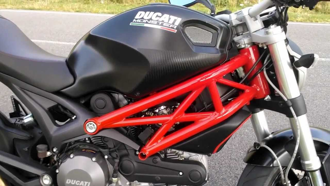 ducati monster 796 tuning youtube. Black Bedroom Furniture Sets. Home Design Ideas