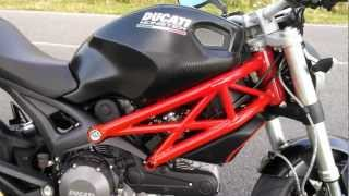 ducati monster 796, tuning !