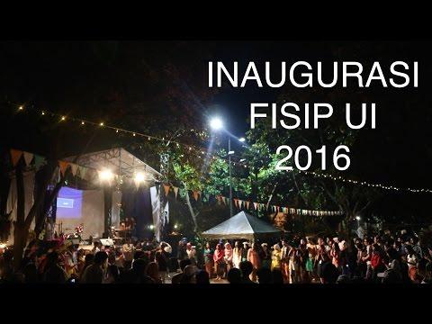 Inaugurasi FISIP UI 2016 | Official Aftermovie