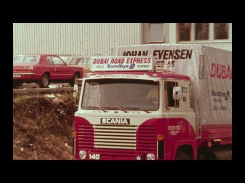 The Dubai Road Express | Legends of Long Haulage | Chapter One