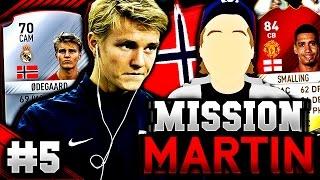 NORSK FIFA 17 | MISSION MARTIN (S2) - Trickshot?! #5