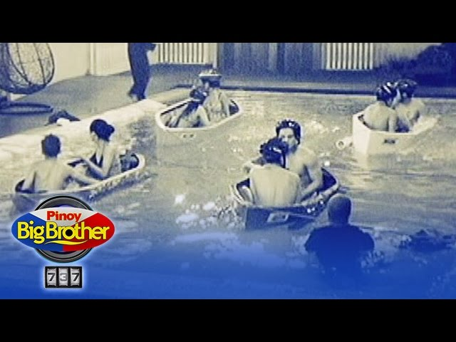 "PBB 737 Update: ""The Boat is Sinking"" Challenge"