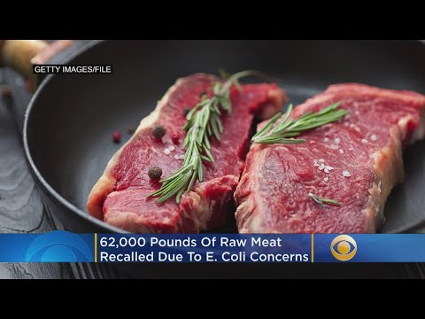Tony Sandoval on The Breeze - 62,000 Pounds Of Raw Meat Recalled, Just Days Before Memorial Day!!