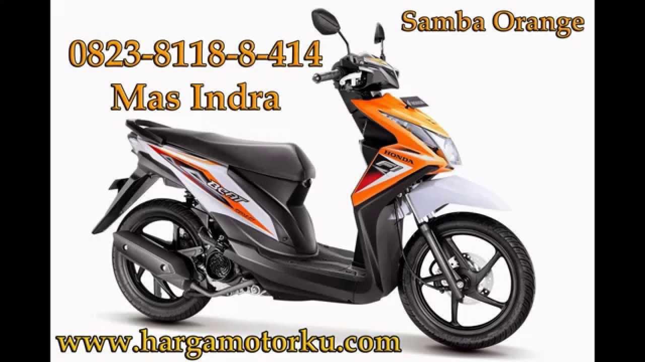0823 8118 8414 Daftar Harga Kredit Sepeda Motor Honda Beat