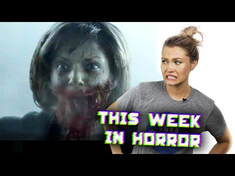 This Week in Horror - May 17, 2017 - The Mist, Hellboy, Michael Parks