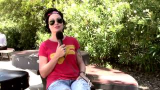 Sarah McLeod Interview (2014) on The Superjesus, Jeff Martin and her Solo Career!