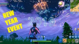 Happy New Year|FORTNITE| 2019