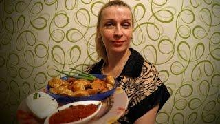 Жареные пельмени рецепт Секрета как жарить пельмени на сковороде вкусно и быстро