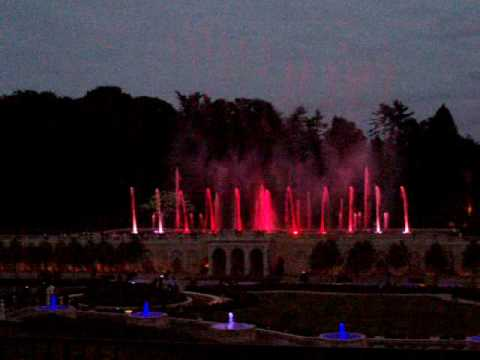 May 24 2017 First Day Members Only Longwood Gardens Fountains Reopening Event Youtube