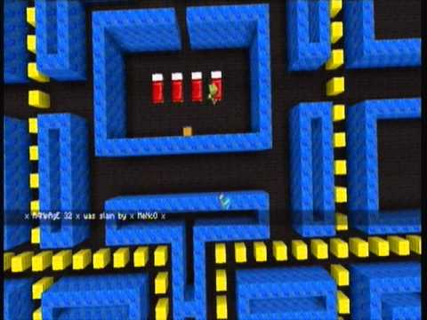 Minecraft 360: PacMan Game