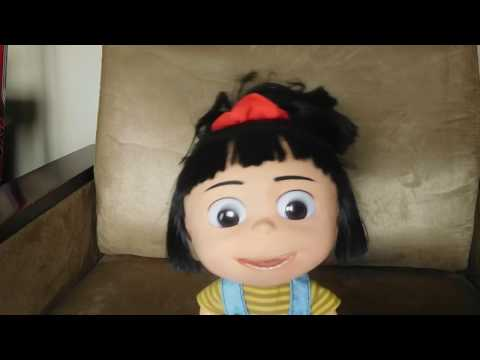 DESPICABLE ME AGNES SINGS THE UNICORN SONG!